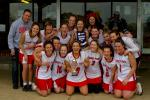 A Happy Team of Girls